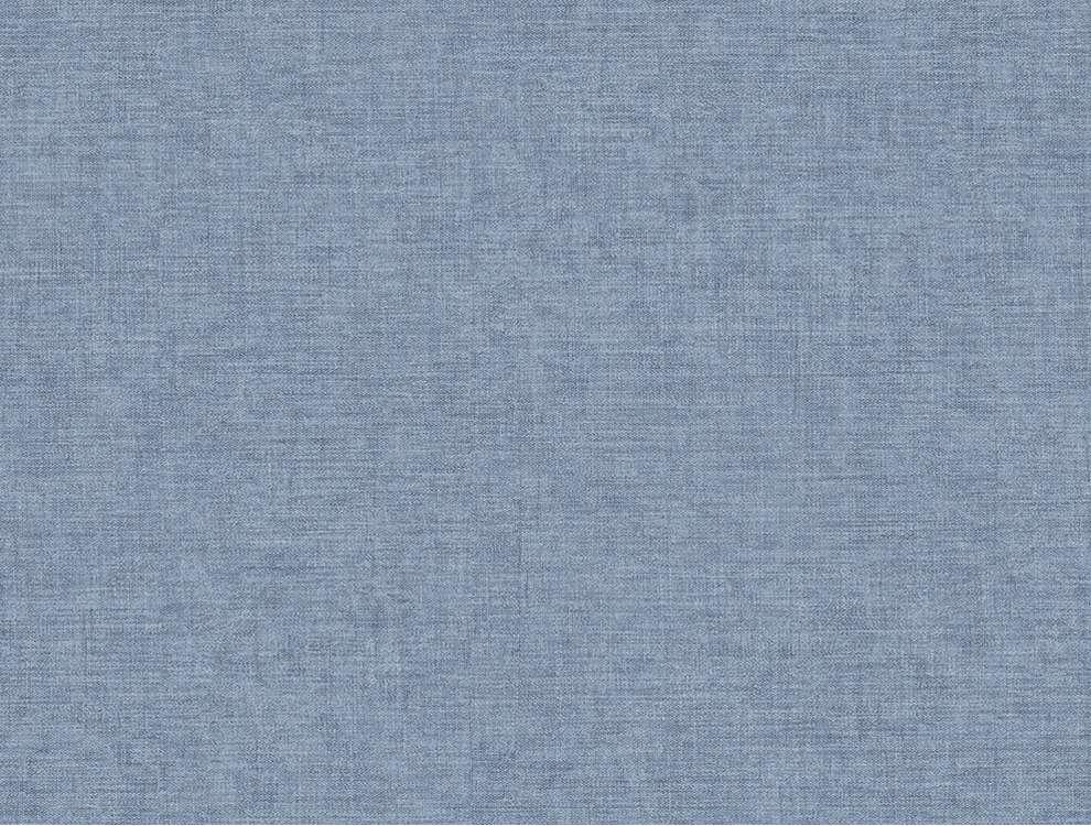 Papel pintado liso azul para colocar junto estampado de la colección JV151