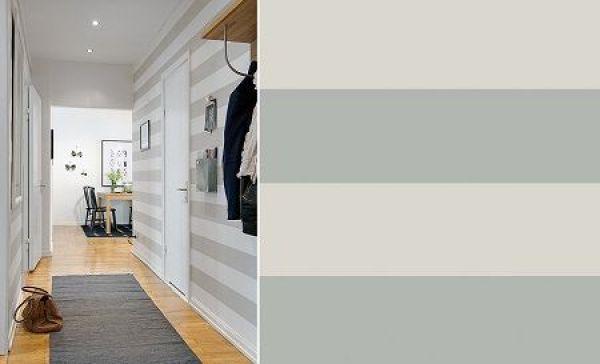 Cómo decorar pasillos con papel pintado? En Papel & Deco te ayudamos