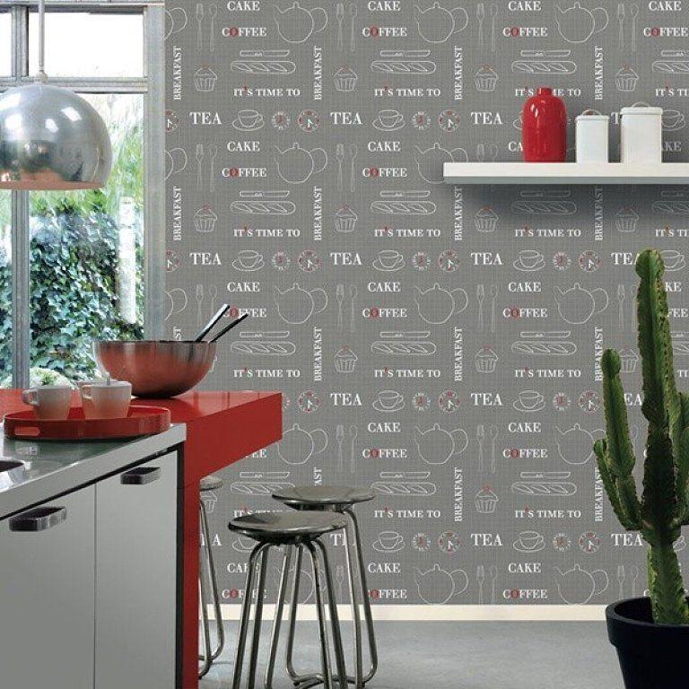 Noticias sobre papeles pintados y papeles de decoraci n - Papel pintado sobre azulejos ...