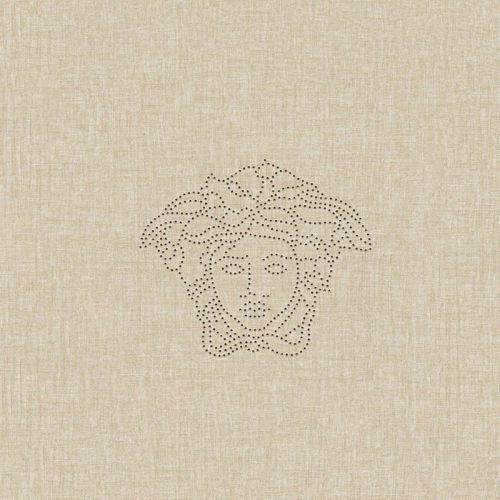 panel decorativo versace home versace 3 medusa 32950 2 - TIRA PAPEL PINTADO MEDUSA 32950-2 DEL CATÁLOGO VERSACE III
