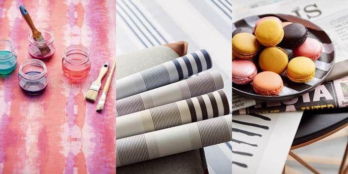 Colección Stripes+ de Eijffinger