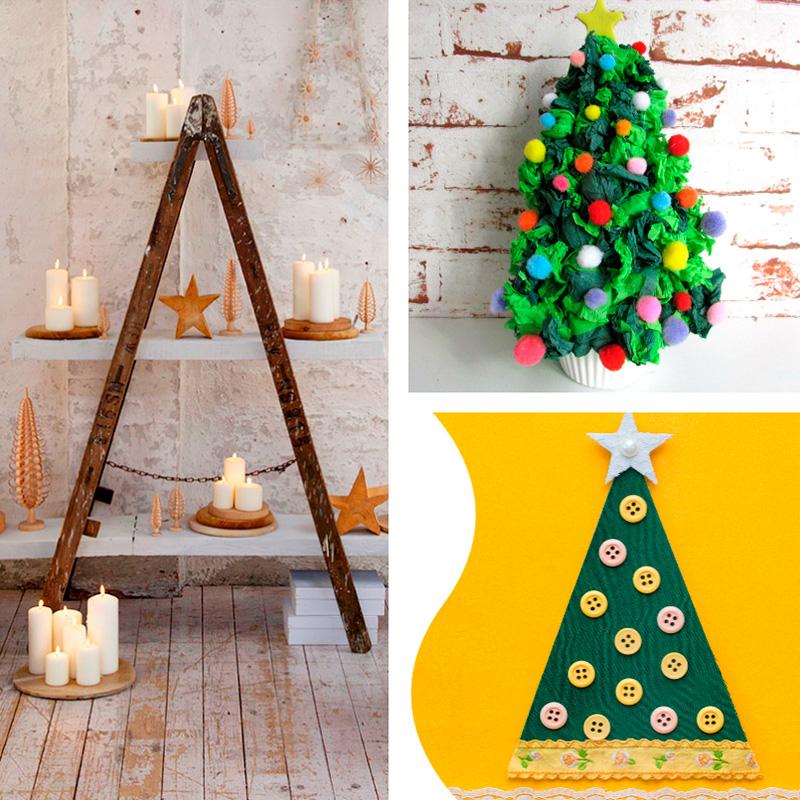 62782d4da4ea 28+ ideas para decorar en navidad hechas a mano papelisimo | ideas ...