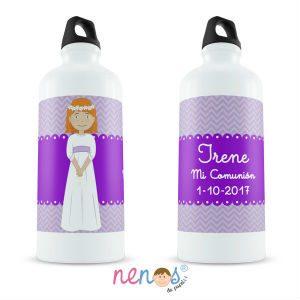 Regalo Personalizado Botella Termo Personalizada Comunión Niña 2