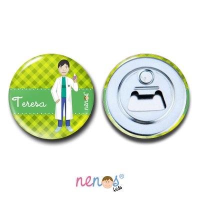 Imán Abrebotellas Personalizado Farmacéutica