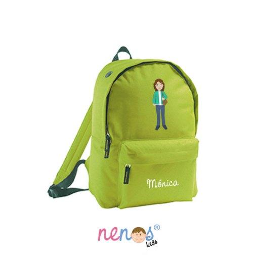 Mochila escolar personalizada Mujer 3