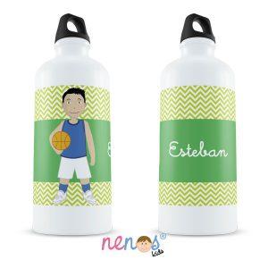 Botella Termo Personalizada Baloncesto