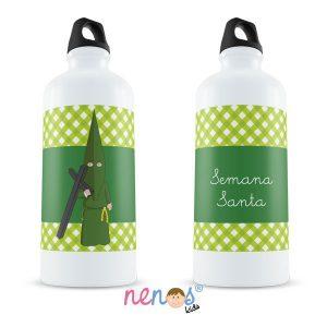 Botella Termo Personalizada Nazareno Verde