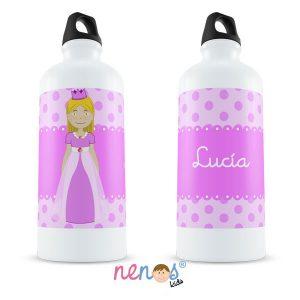 Botella Termo Personalizada Princesa