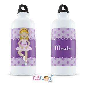 Botella Termo Personalizada Bailarina