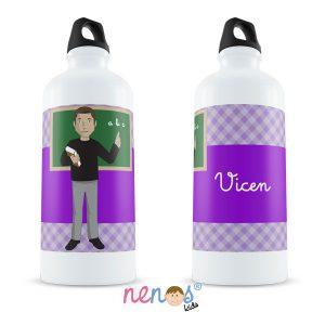 Botella Termo Personalizada Profesor