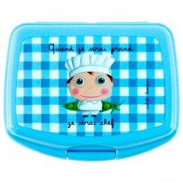 Tupper Merienda Cuando sea mayor, seré chef