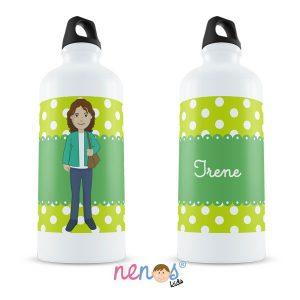 Botella Termo Personalizada Mujer