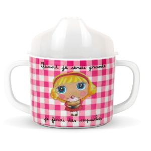 Regalo Isabelle Kessedjian Vasito Cupcake