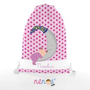 Bolsa de Piscina Bebé Niña Luna