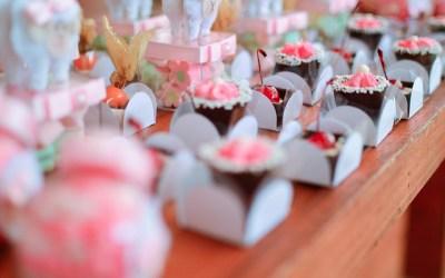 Decoración de una boda. Una ceremonia con estilo.
