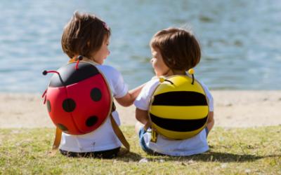 Descubre nuestras nuevas mochilas infantiles para guardería