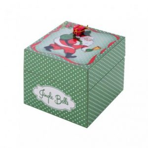 Caja de Música Navidad Jingle Bells