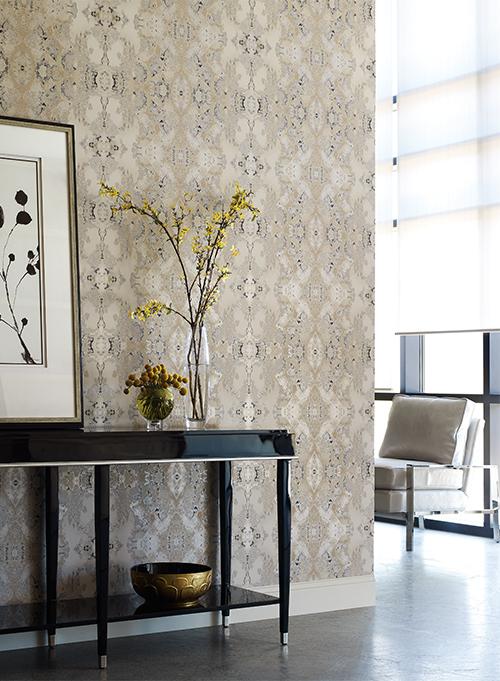 Modern Girl Bedroom Wallpaper Papel Tapiz