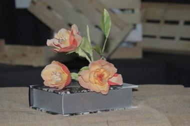 Rosas naranjas (1)