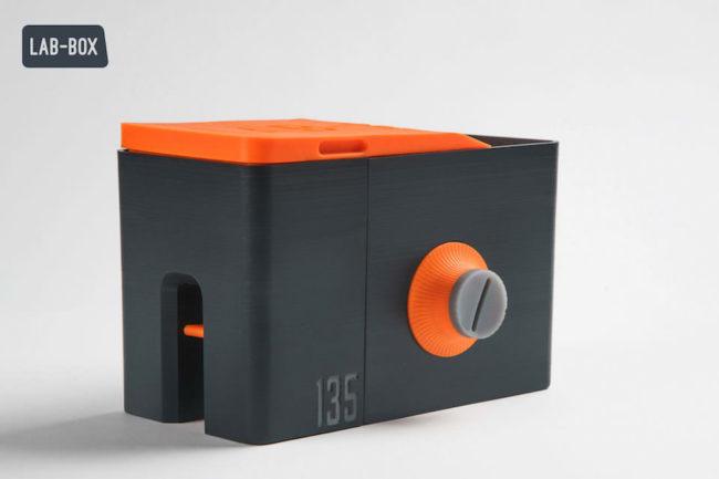 Lab- Box