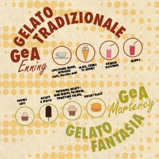 GeA's advertising flyer