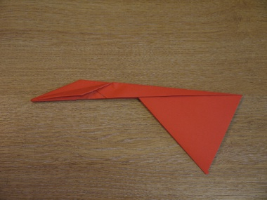 Paper Aeroplanes: The Piranha - Step 12a