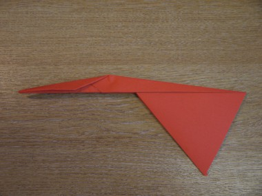 Paper Aeroplanes: The Piranha - Step 13
