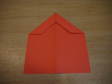 Paper Aeroplanes: The Piranha - Step 5a