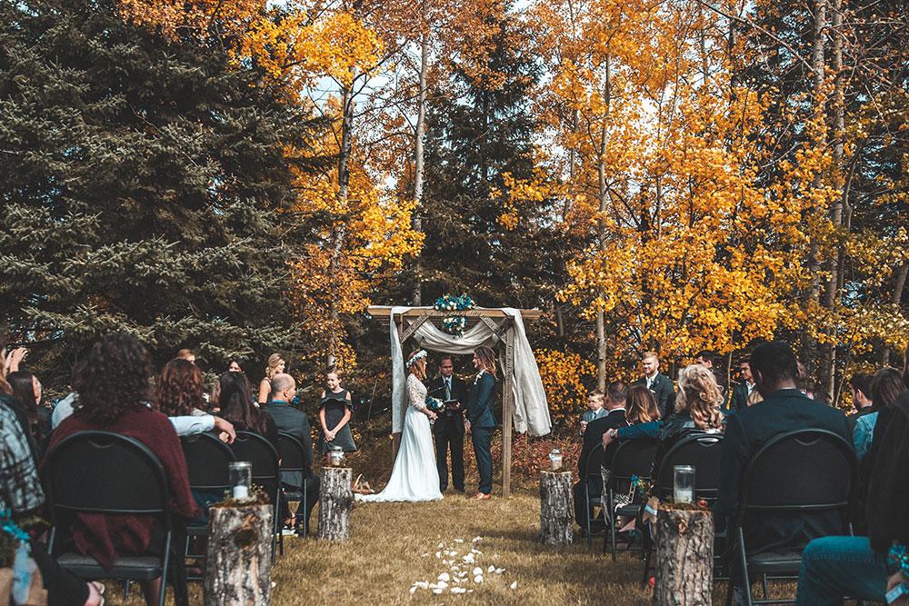 mariage éco-responsable champêtre