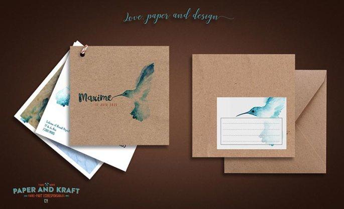 faire-part-naissance-le-colibri-en-papier-kraft-recyclé