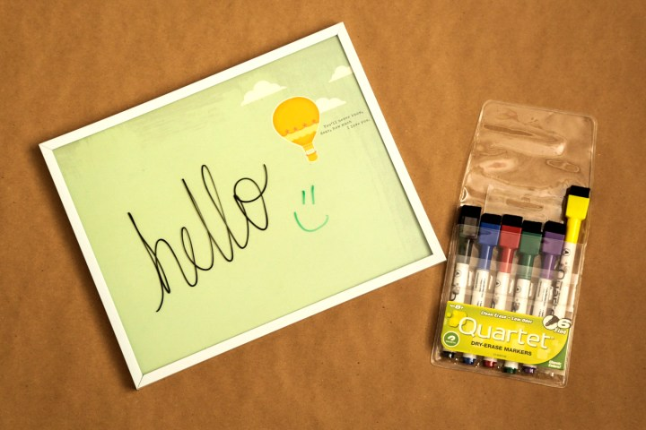 Easy Dry Erase Board