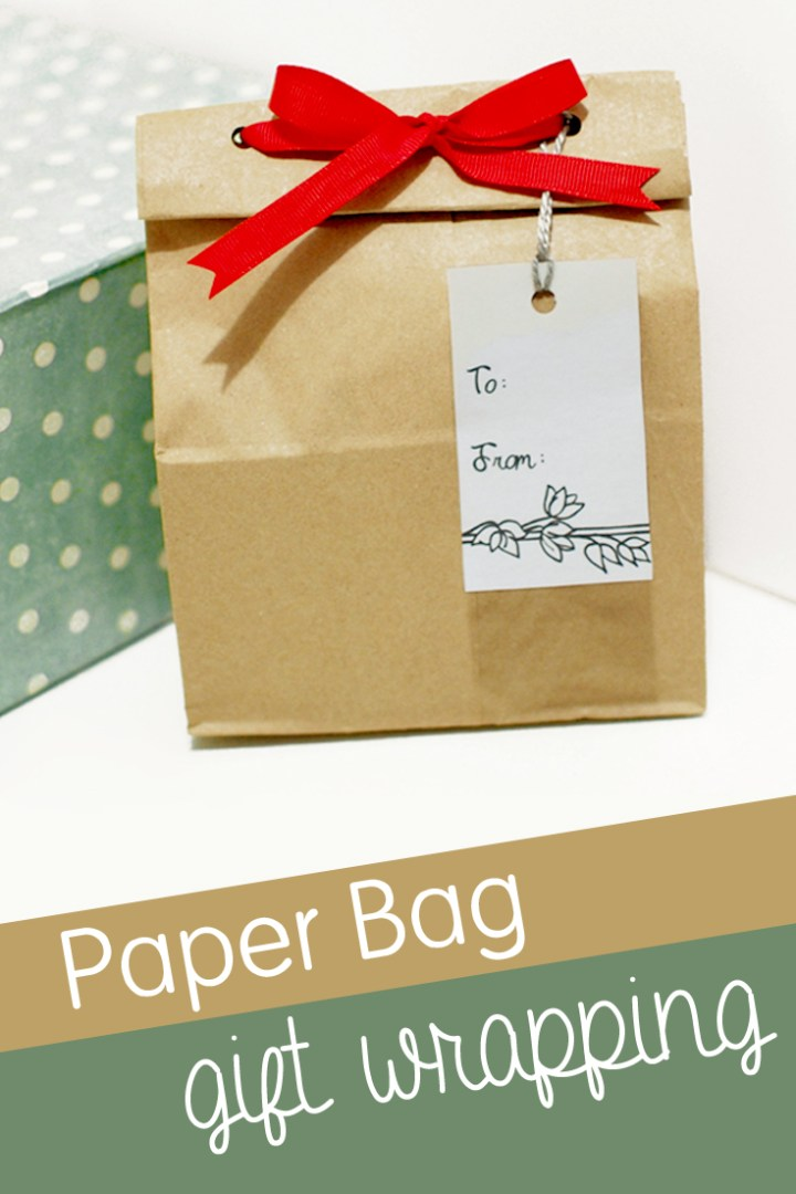 Tutorial Paper Bag : tutorial, paper, Paper, Wrapping: