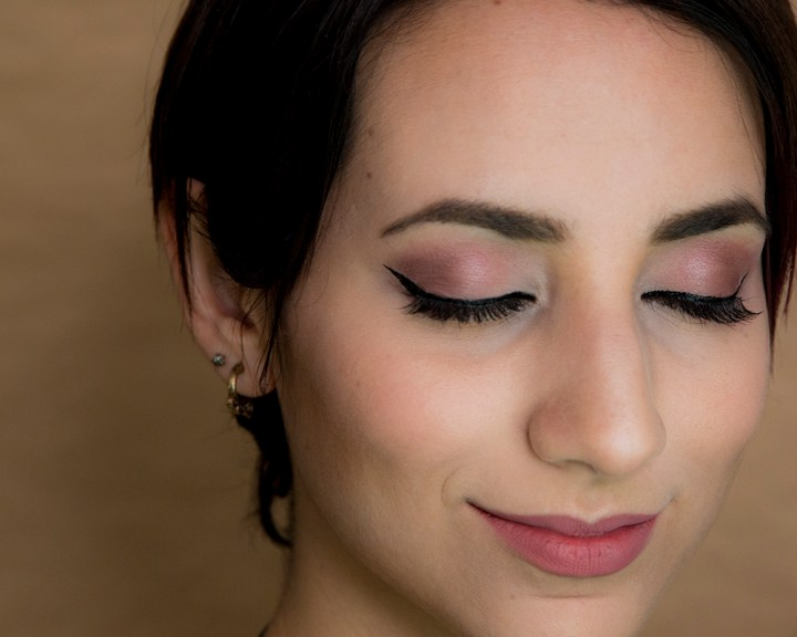 Romantic Makeup 1