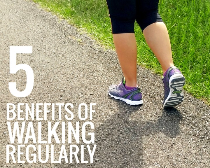 5 Benefits of Walking Regularly + Tips!