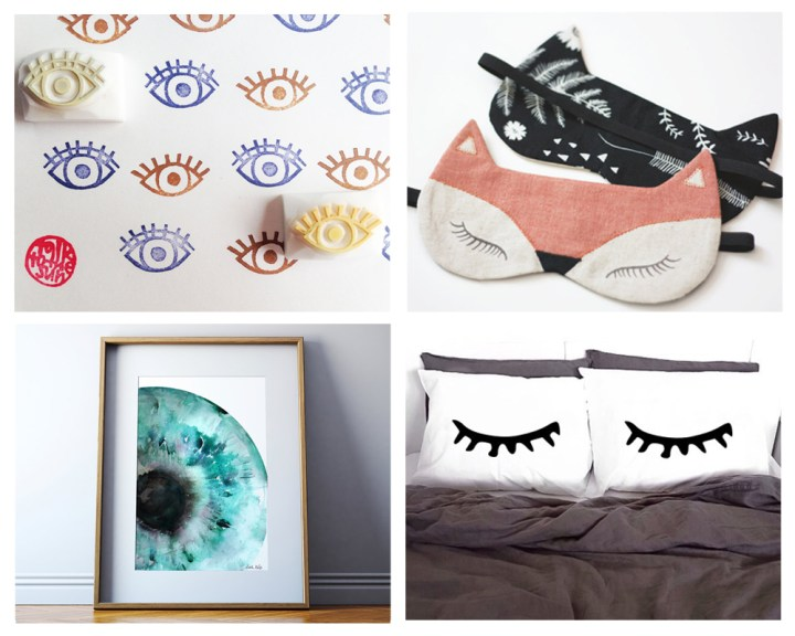 Etsy Collection – Eyes