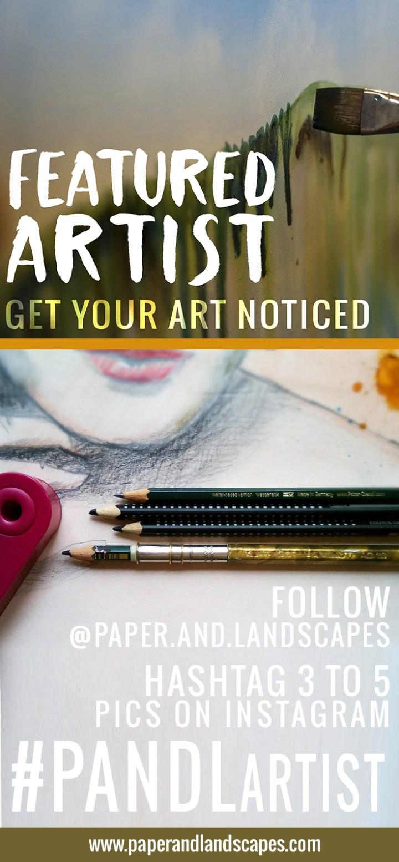 Featured Artist - Pinterest