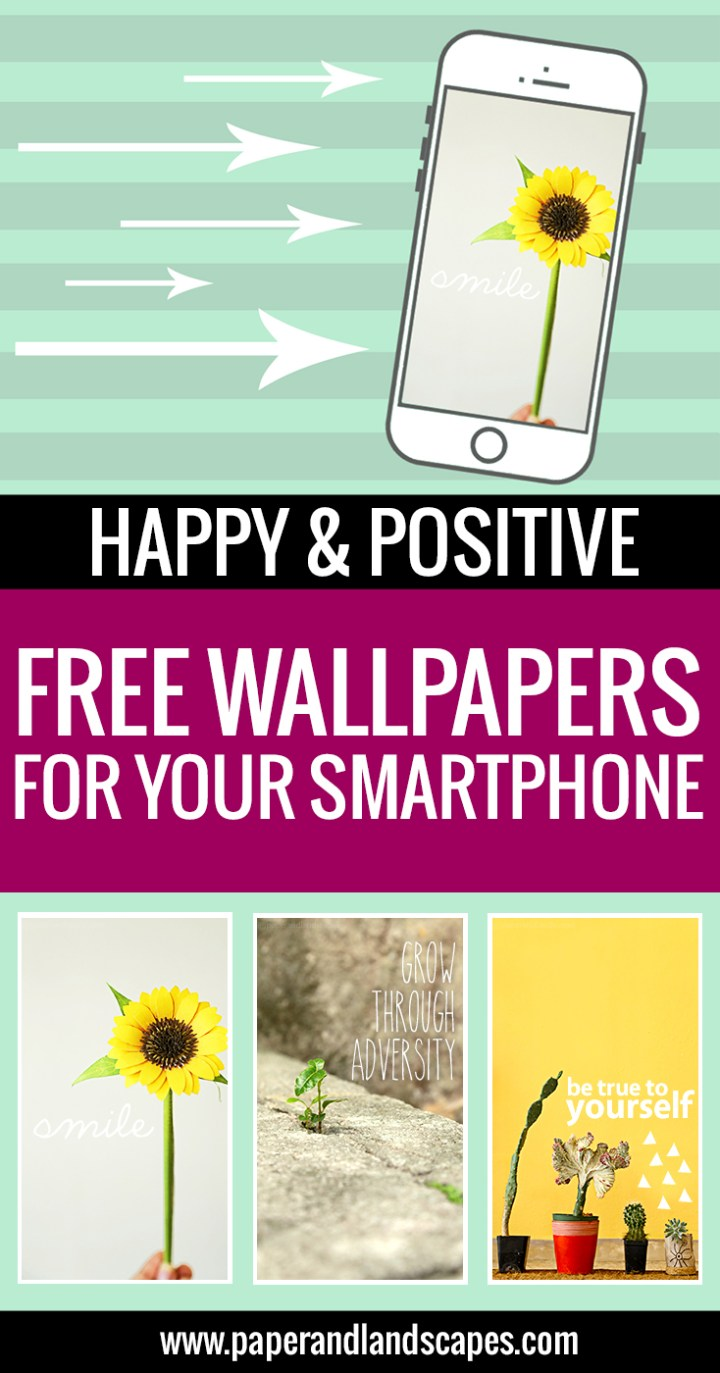 Free Wallpapers for your Amartphone - PandL - Pinterest Image [2]