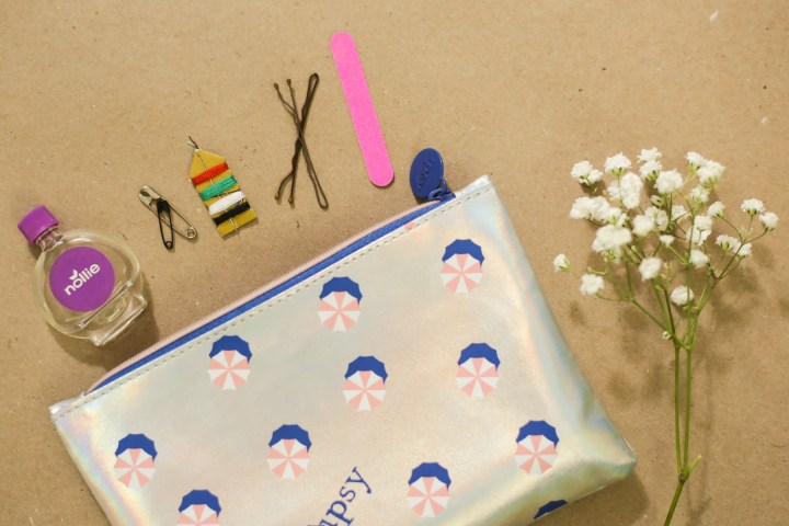 10 Ways to Reuse Ipsy Bags - Paper and Landscapes - 6