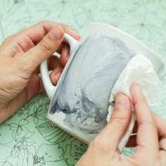 DIY Sharpie Mug Tutorial - 4