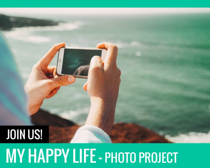 My Happy Life Photo Project - Paper and Landscapes - FI