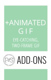 Add-On Products: Animated GIF