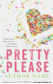 Pre-Made Book Cover ID#1108201601 (Pretty Please)