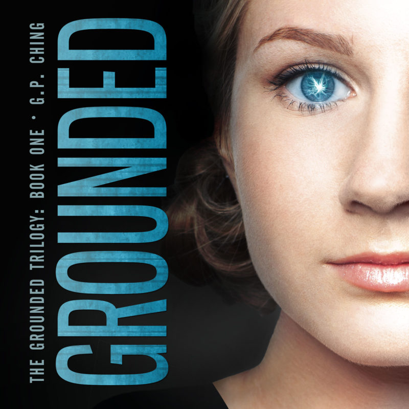 Add-On Example: Audiobook cover for Grounded by GP Ching