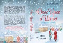Print layout for Once Upon a Winter by Tilly Tennant
