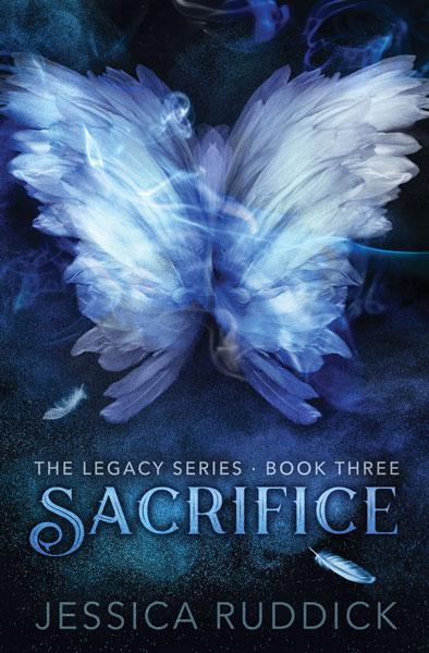 Book Cover for Sacrifice by Jessica Ruddick