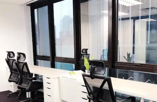 PAPER + TOAST Coworking Space Private Office Kuala Lumpur
