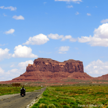 Another view of monument valley