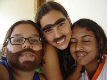 Camila, Mariana e Bianca