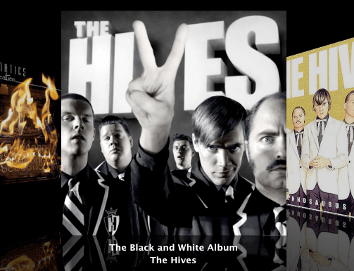 The Hives are back!