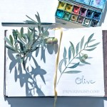 diary Olive